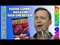 Fusion Gaming Magazine Issue 1 Review - fusiongamemag.com