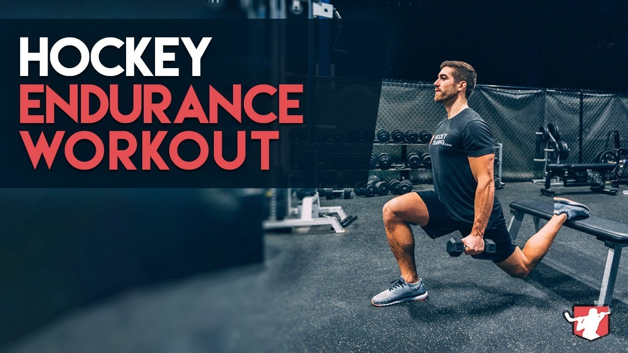 Hockey Conditioning Training - How To Train For Hockey Conditioning
