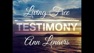 Living Free Testimony (Strategies For Life)