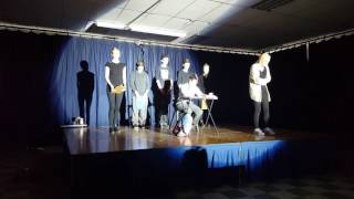 "TY Drama Module: ""I've to Mind Her"" by Sean Dunne"