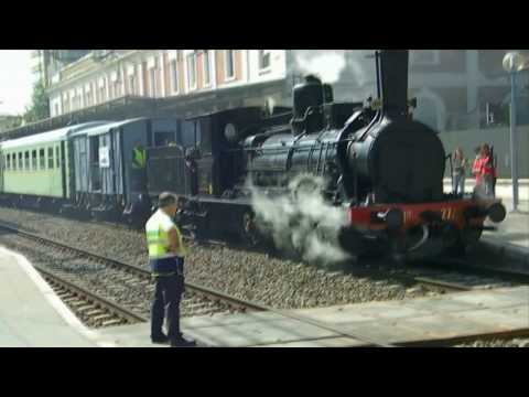 """Locomotora de vapor """"La Verraco"""""""