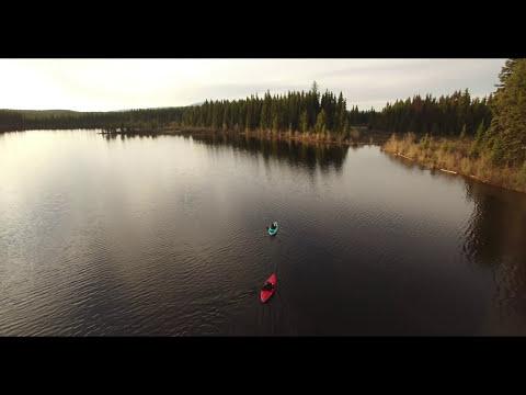 Beautiful British Columbia || Lassie Lake || Phantom 3 4K