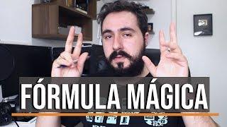 MINHA FORMULA MAGICA DE PREÇOS