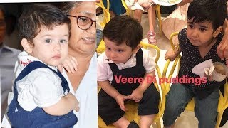 Inside Video Of Taimur Ali Khan At Tusshar Kapoor's Son Laksshya 2nd Birthday