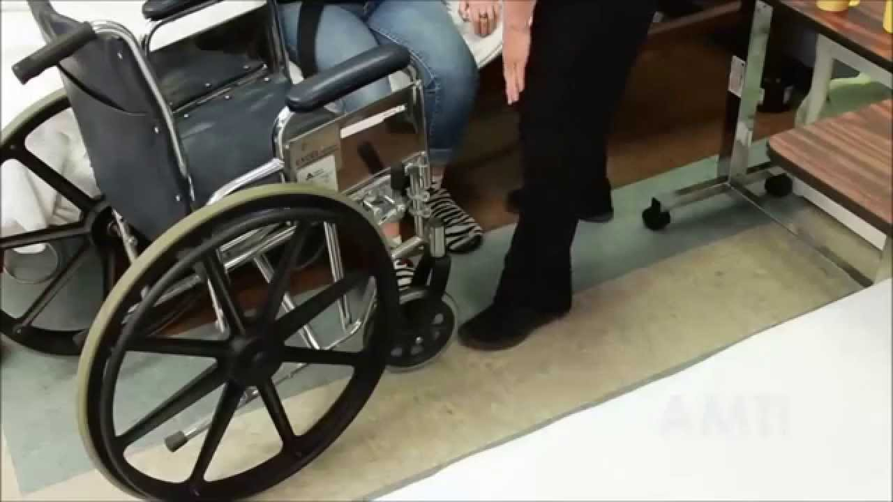 moving clients from bed to wheelchair - youtube