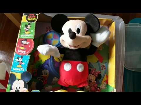 Hot Diggity Dog Dancing Mickey - Mickey Mouse  Clubhouse