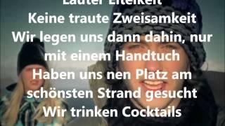 Killerpilze - Am Meer [Lyrics]