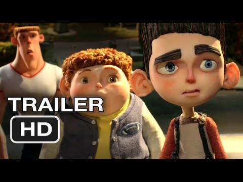 ParaNorman Official Trailer #2 - Stop Motion Movie (2012) HD