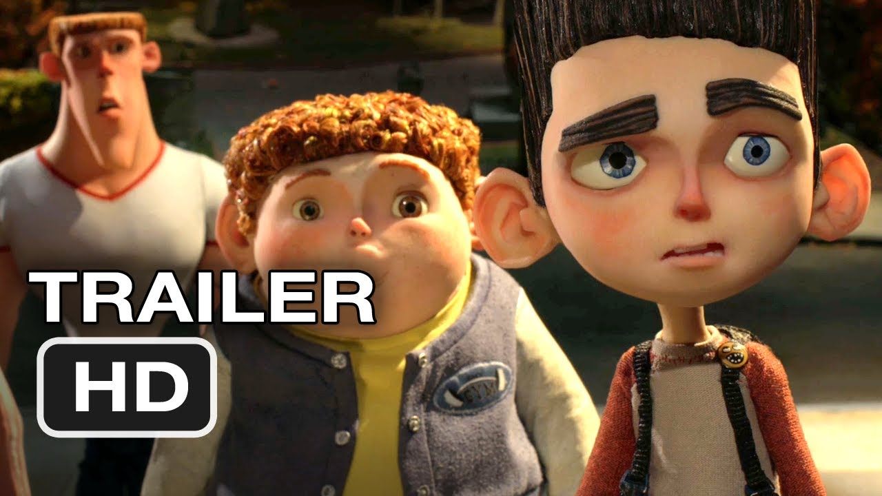 Paranorman Official Trailer 2 Stop Motion Movie 2012 Hd Youtube