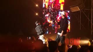 [FANCAM] 160409 Epik High - Burj Khalifa  - Hiphopplaya Festival 2016