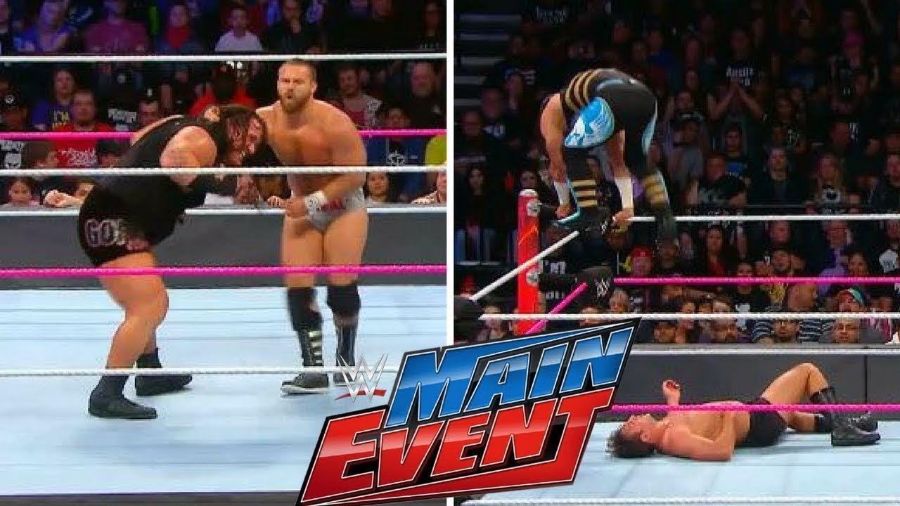 Download WWE Mainevent Highlights 19th October 2017 - WWE Mainevent Highlights 10/19/17