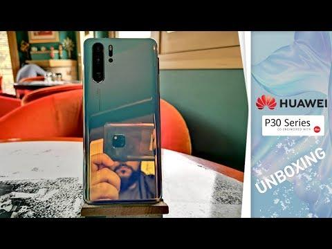 HUAWEI P30 Pro | Unboxing [Greek]