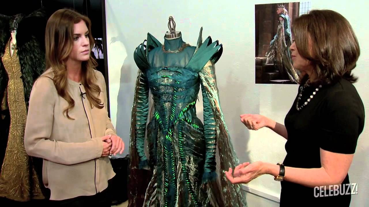 Costume Designer Colleen Atwood Chats About Snow White And The Huntsman Part 2 Youtube