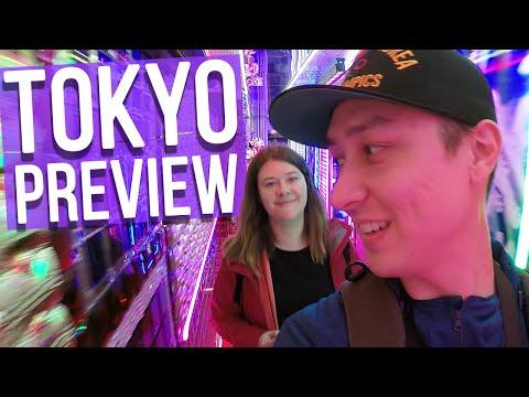 Tokyo Preview Video 🇯🇵