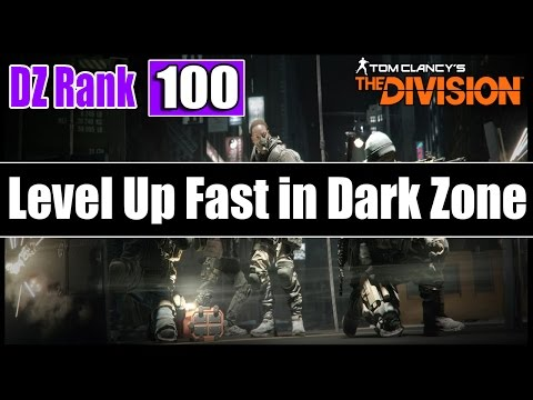 The Division: The Fastest Way to Level Up in the Dark Zone! (Fast Phoenix Credits, & DZ Funds)