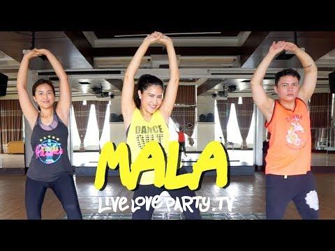 Mala by Becky G x Pitbull  Live Love Party™ | Zumba® | Dance Fitness