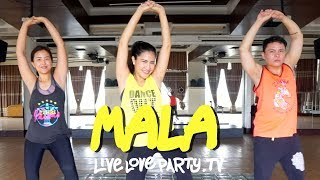 Mala by Becky G x Pitbull  Live Love Party™ | Zumba® | Dance Fitness