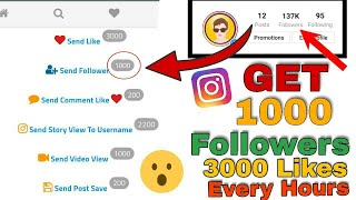 Buy Instagram Likes And Followers App
