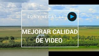 Download Video Mejorar calidad de video. Sony Vegas 14 MP3 3GP MP4