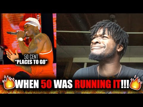 50 Cent - Places To Go (REACTION!!!)