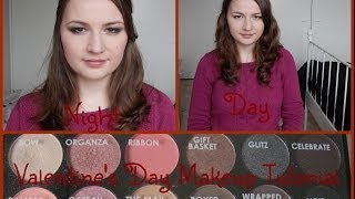 Valentine's Day Makeup Tutorial : Day to Night/ Evening Makeup Look Thumbnail