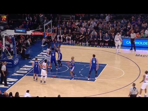Quarter 1 One Box Video :Knicks Vs. 76ers, 2/25/2017 12:00:00 AM