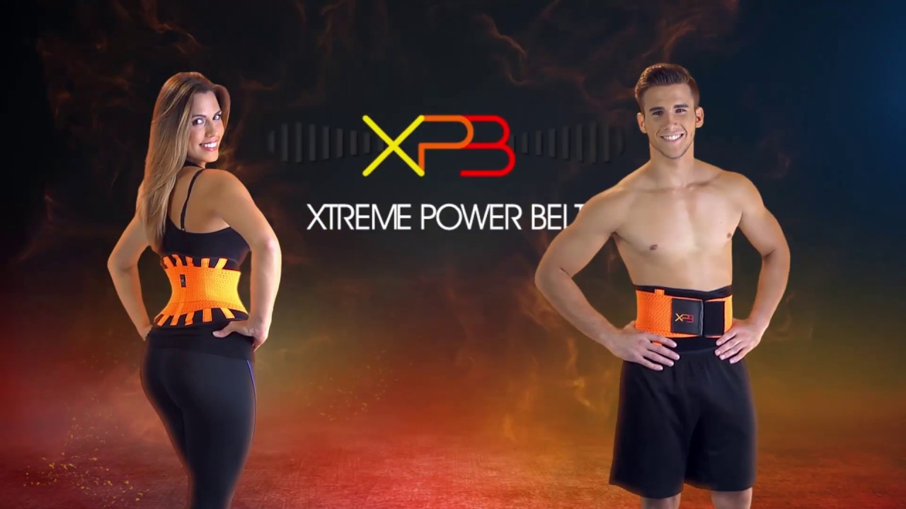 491e0b6f16 Xtreme Power Belt - YouTube