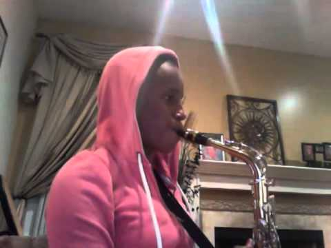 carol of the bells on the alto sax by cairo stanislaus