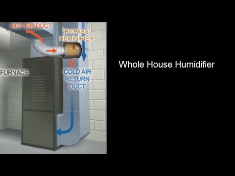 Why Worry About Humidity? Use a Whole House Humidifier