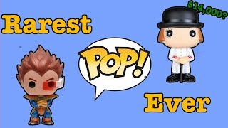 10 Rarest Funko Pop Figures of All Time