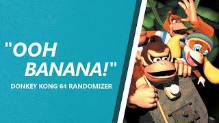 Donkey Kong 64 Randomizer with Standard Length