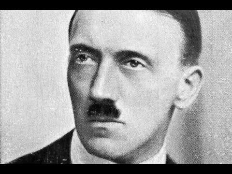 The Life of Adolf Hitler: Part 1 - The Path To Dictatorship (WWII Documentary)