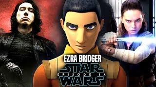 Star Wars! Ezra Bridger In Episode 9! Huge Hint Revealed (Star Wars News)