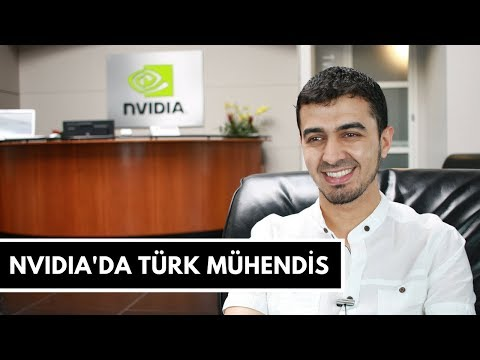 NVIDIA'da Donanım/Elektrik Mühendisi Türk - Mustafa Yayla