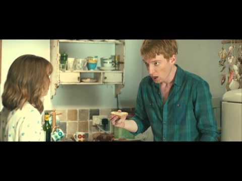 About Time clip - Tim and Mary in flat before her parents ar