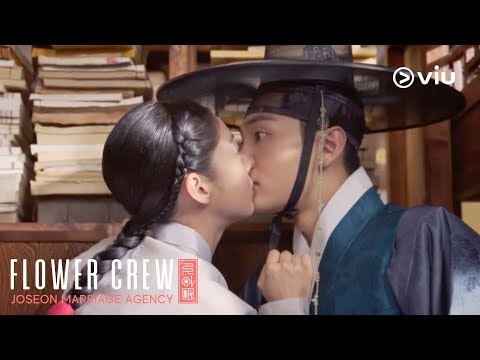 New method of stopping hiccups 😬 | Flower Crew: Joseon Marriage Agency EP8 [ENG SUBS]