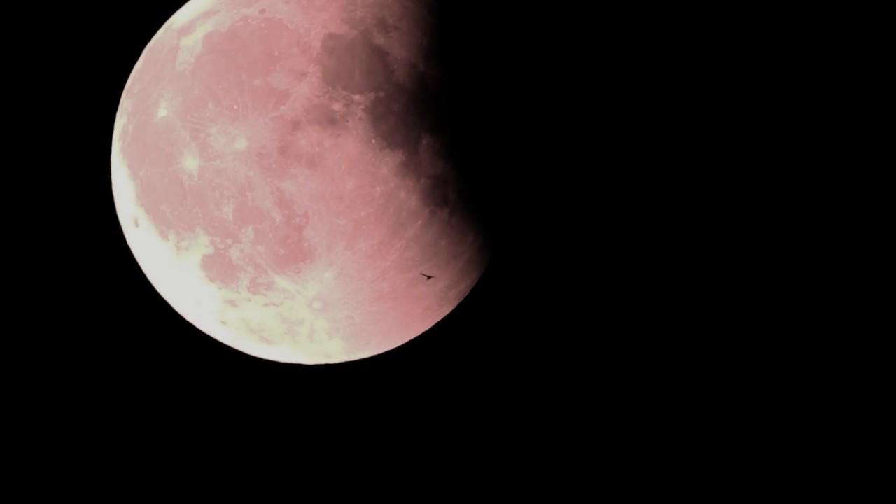 eclipse lunar julio 2018 madrid