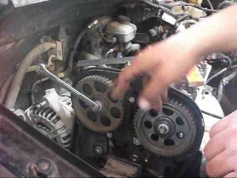 2000 Chevy Cavalier Engine Diagram Sincronizar Opel Astra Zafira 1 8 Youtube