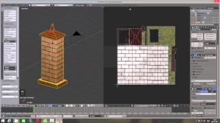 Blender Урок 8 Запекание текстур(В данном видео мы запечем текстуры на 3d модели и экспортируем ее в Unity., 2015-01-06T09:20:42.000Z)