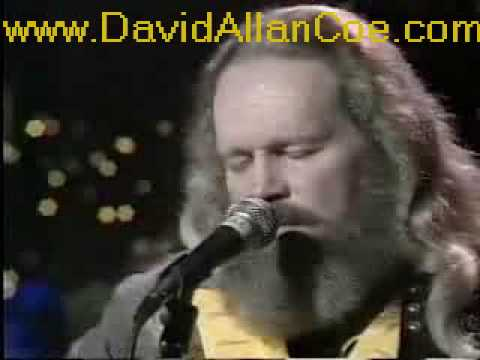 DAVID ALLAN COE Would You Lay With Me flv
