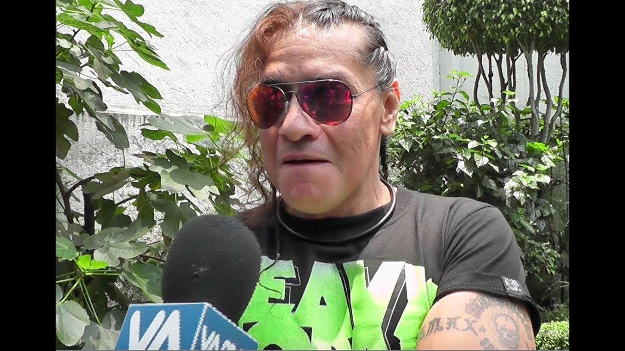 Heavy Metal cuestiona a los luchadores estrellas de ahora