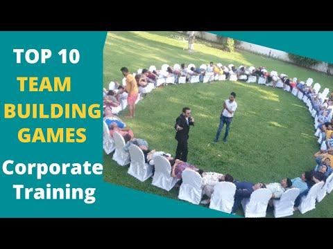 Top 10 TEAM BUILDING GAMES || Team Building Activities In India  || COACH SUSHIL ARORA