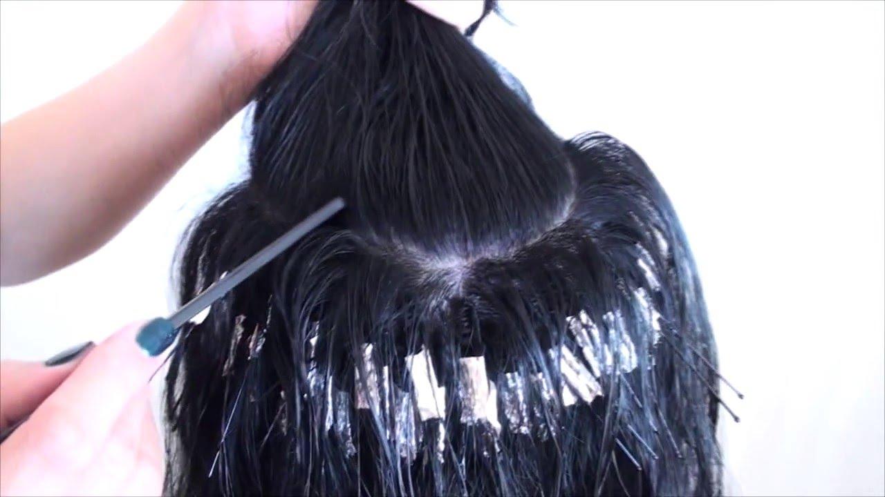 прикорневой объем волос чем делают