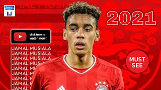 Jamal Musiala Special Young Talent The Future of Germany