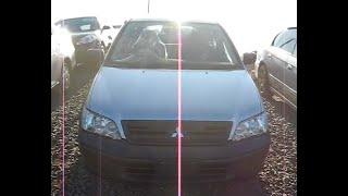Mitsubishi Lanser 2003 года.avi