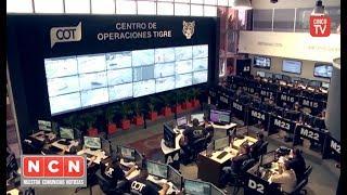 "CINCO TV - El sistema ""Alerta Tigre Global"" ya superó los 70 mil usuarios adheridos"