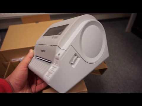 Brother TD-4000 Label Printer