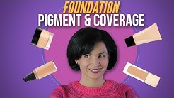 Beauty Edu: Science of Foundation Pigments & Coverage
