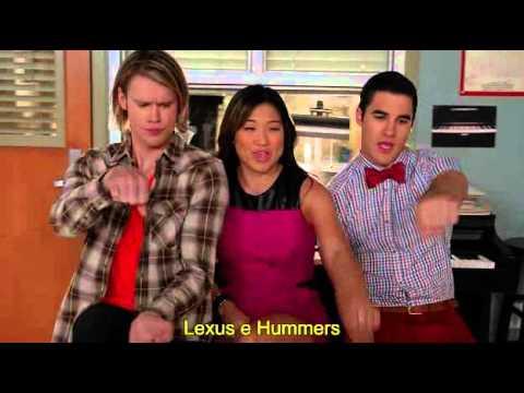 Glee - Jumpin' Jumpin' (Legendado)