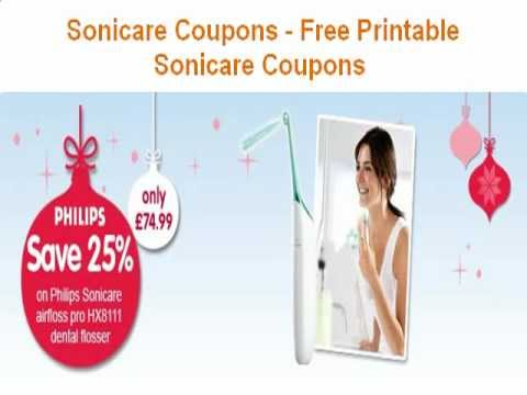 photograph regarding Sonicare Printable Coupon identified as Sonicare Coupon and Sonicare Rebate - Absolutely free Printable Sonicare Discount codes